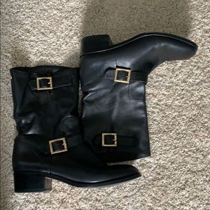 VC by Vero Cuoio leather boots sz 10B